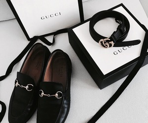 gucci, shoes, and fashion image