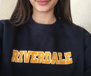 girl and riverdale image