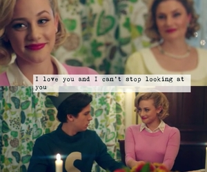 Betty, riverdale, and bughead image