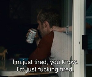 tired image