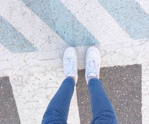 blue, aesthetic, and pale image