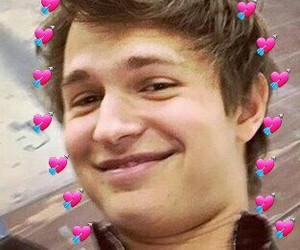 ansel, bae, and ansel elgort image