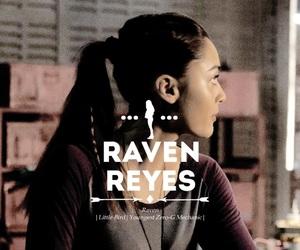 the 100, raven reyes, and lindsey morgan image