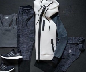 clothes, fashion, and sport image