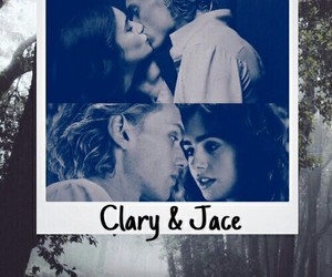 clary fray and jace herondale image