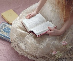 books, readers, and ilovereading image