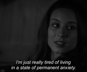 quotes, anxiety, and pretty little liars image