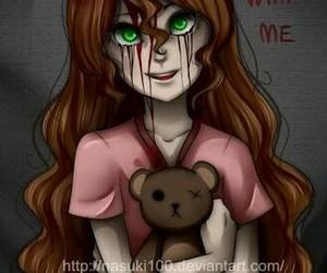 sally and creepypasta image
