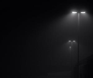 black, night, and dark image