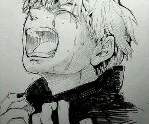 tokyo ghoul, anime, and pain image
