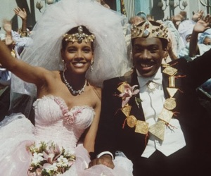 coming to america and wedding image