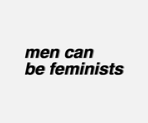 feminist, feminism, and girl power image