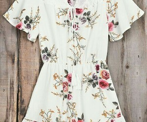 fashion, classy, and floral image