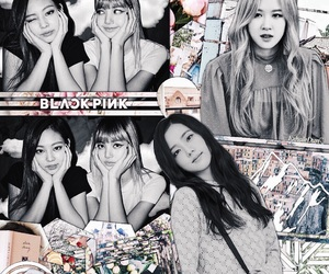 edit, blackpink, and edit inspo image