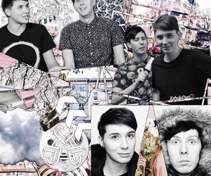 edit, dan and phil, and phil lester image