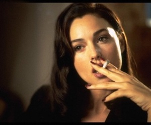 monica bellucci, woman, and actress image
