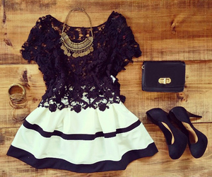 accessoires, fashion, and black image