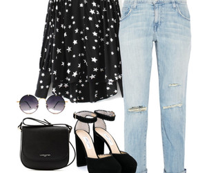 fashion, heels, and Polyvore image