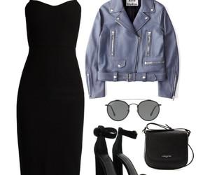 dress, heels, and ootd image