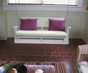 pallet swing, diy pallet swing, and pallet swing plans image