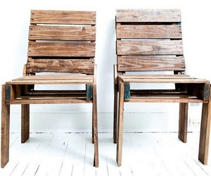 creative, furniture, and pallets image