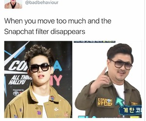 kpop and relatable image