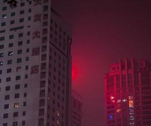 glow, urban, and neon image
