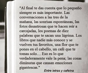 frases, letras, and lo pequño image