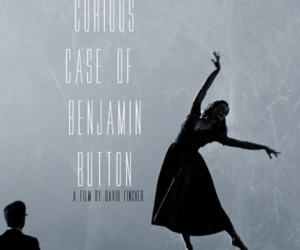 film, poster, and the curious case of benjamin button image