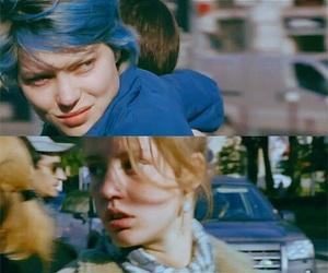 la vie d'adèle, Adele, and blue image