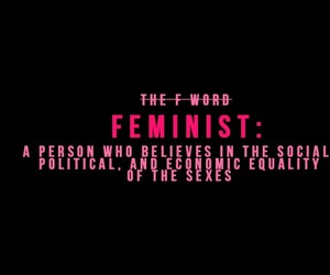 header, feminist, and feminism image