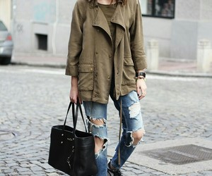 bag, inspiration, and clothes image