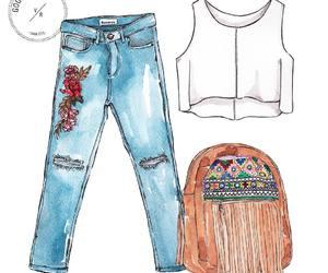 draw and illustration image