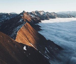 mountains, nature, and explore image