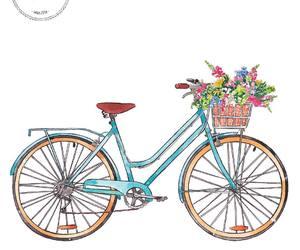 bicycle, bike, and draw image