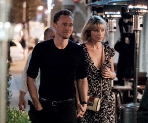 Taylor Swift and tom hiddleston image