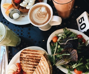food, coffee, and brunch image
