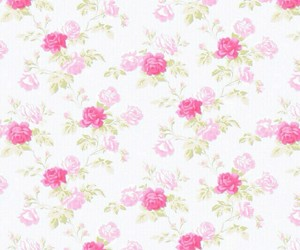 floral, vintage, and wallpaper image