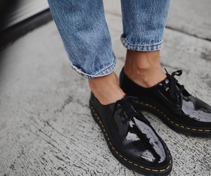 denim, fashion, and shoes image