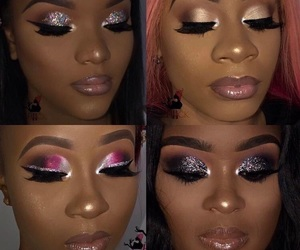 makeup and beat face image