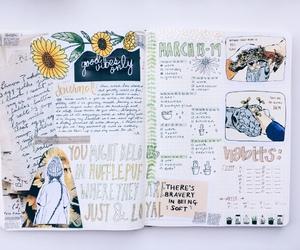 journal and study image
