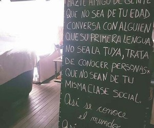 frases, world, and conocer image