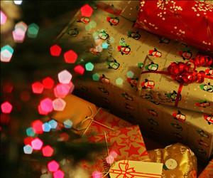 christmas, gifts, and light image