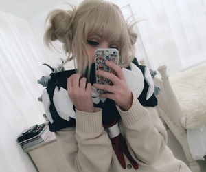 himiko toga and boku no hiro image