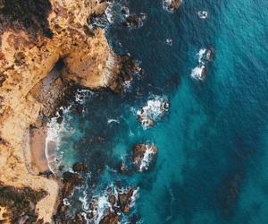beach, port, and california image