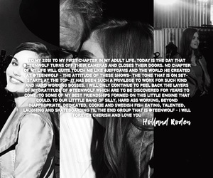 teen wolf, holland roden, and quotes image
