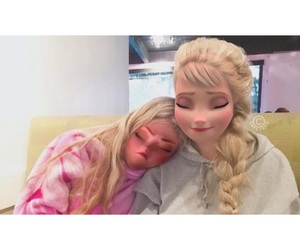 best friends, bff, and elsa image