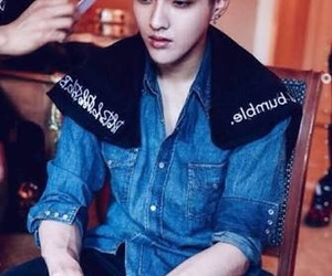 ex, exo, and wu yi fan image