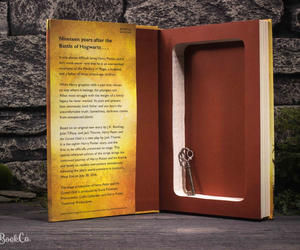 bookish, books, and harry potter image