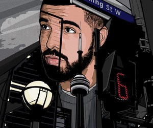 art and Drake image